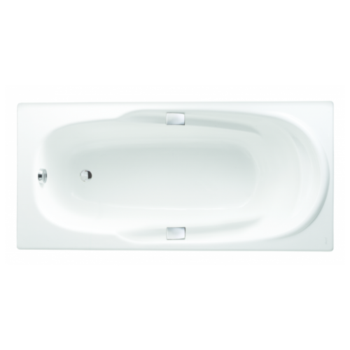 Ванна Jacob Delafon Adagio E2910 чугун левосторонняя/правосторонняя ванна из искусственного камня jacob delafon elite 170x75 с щелевидным переливом e6d031 00 без гидромассажа