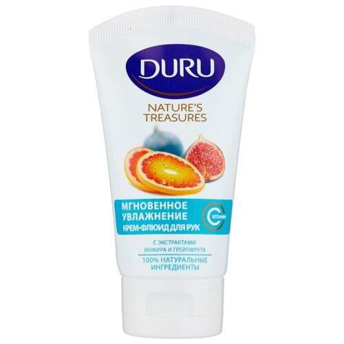 Крем-флюид для рук Duru Инжир и грейпфрут 75 мл