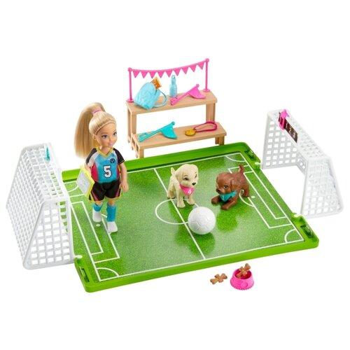 Купить Кукла Barbie Челси-футболист, GHK37, Куклы и пупсы