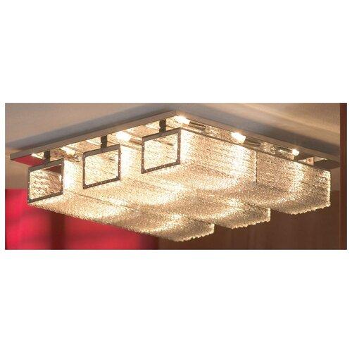 Потолочная люстра Lussole Lariano GRLSA-5407-09 потолочная люстра lussole lariano grlsa 5407 09