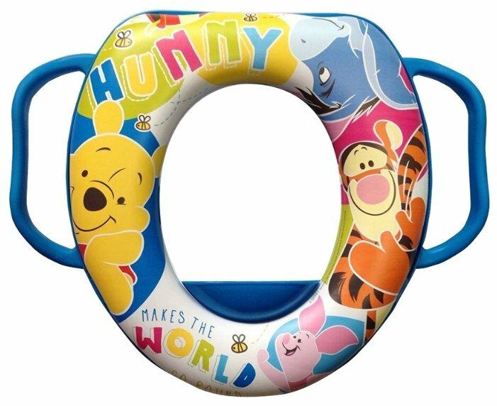 OKT (Keeeper) сиденье Winnie the Pooh (8679)