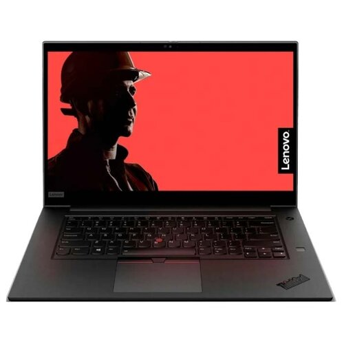 Ноутбук Lenovo ThinkPad P1 (2nd Gen) (Intel Core i7 9750H 2600MHz/15.6 /3840x2160/16GB/512GB SSD/DVD нет/NVIDIA Quadro T1000 4GB/Wi-Fi/Bluetooth/Windows 10 Pro) 20QT0051RT черный  - купить со скидкой