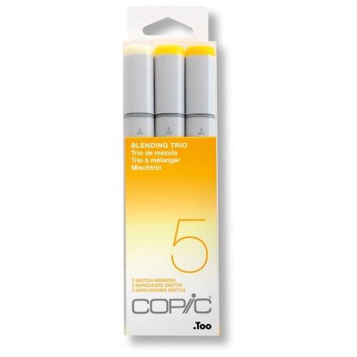 Купить COPIC набор маркеров Sketch Blending Trio 5 (H21075635), 3 шт., Фломастеры и маркеры