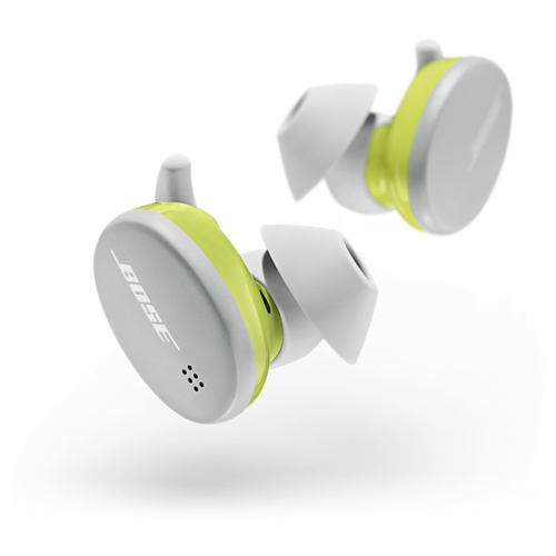 Беспроводные наушники Bose Sport Earbuds, glacier white