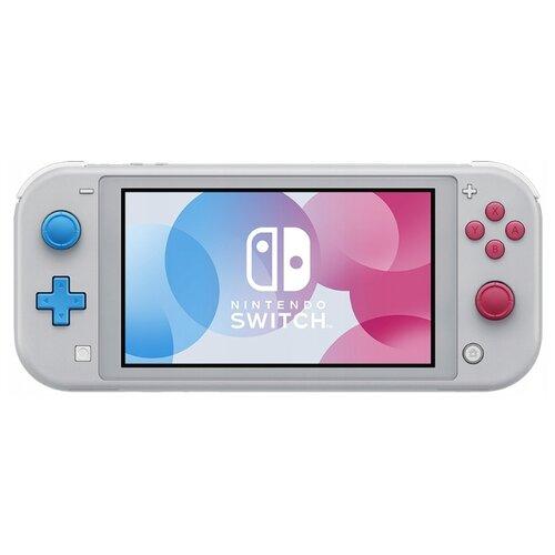 Игровая приставка Nintendo Switch Lite Zacian and Zamazenta