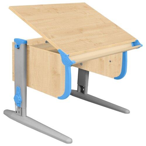 Купить Стол ДЭМИ СУТ-24 75x55 см клен/ниагара/серый, Парты и столы