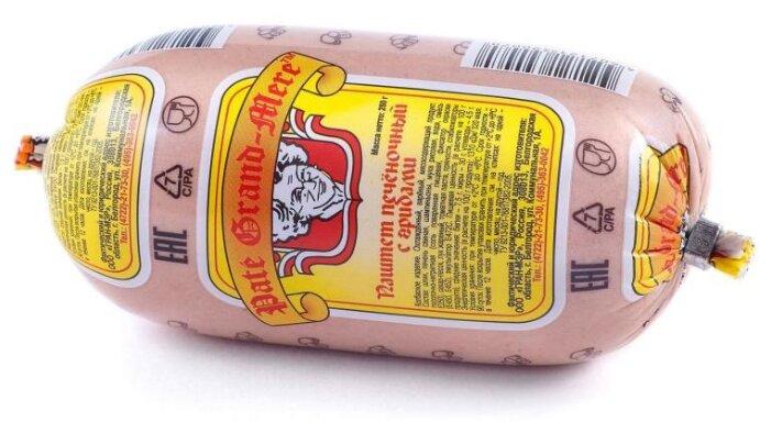 Pate Grand-Mere Паштет печеночный с грибами 250 г