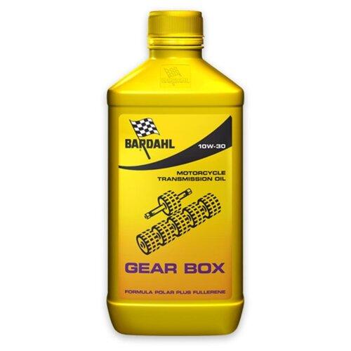 Трансмиссионное масло Bardahl Gear Box Special Oil 10W-30 1 л