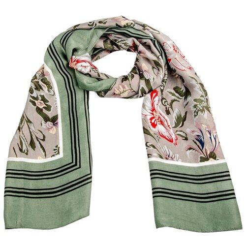 цена на Палантин Vip collection SG2137/38/39/40 бежевый/зеленый