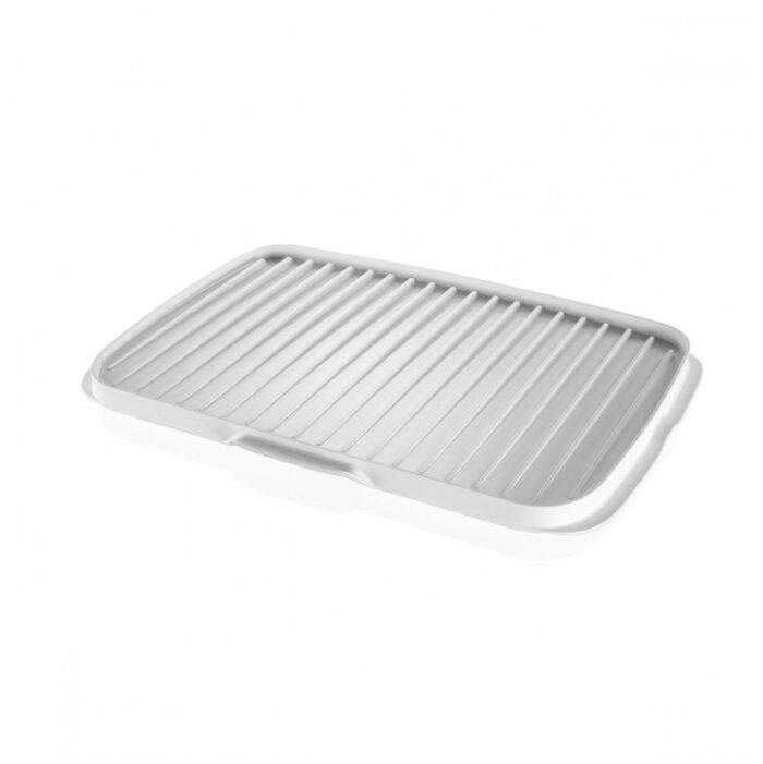 Купить Сушилка для посуды Tescoma Clean Kit 900641, 44.5х32х2 см по низкой цене с доставкой из Яндекс.Маркета