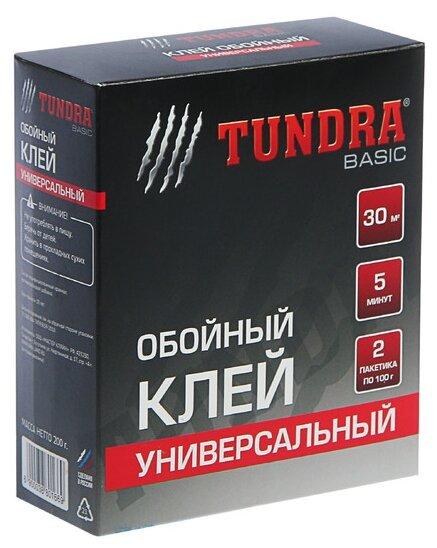 Клей для обоев TUNDRA Basic универсальный