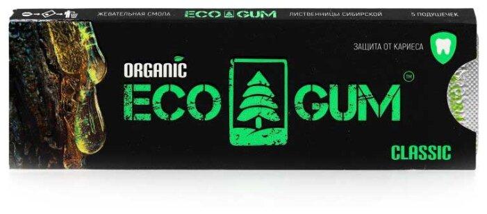Жевательная резинка Eco Gum Classic