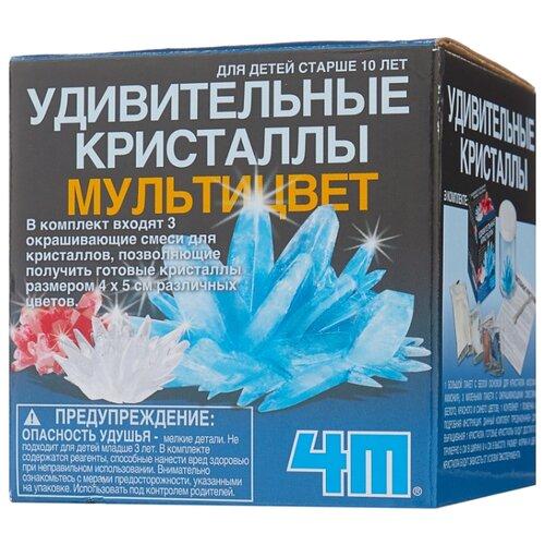 Купить Набор для исследований 4M Удивительные кристаллы, Наборы для исследований