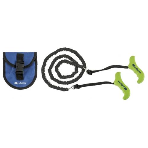 Пила садовая Сибртех 23041, зеленый/синий/черный