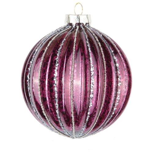 Набор шаров KARLSBACH 08521, темно-фиолетовый