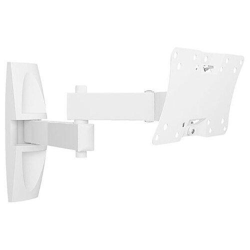 Фото - Кронштейн на стену Holder LCDS-5064 белый holder lcds 5062 белый