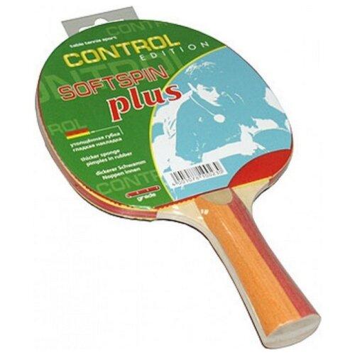 Ракетка для настольного тенниса Butterfly Softspin Plus цена 2017