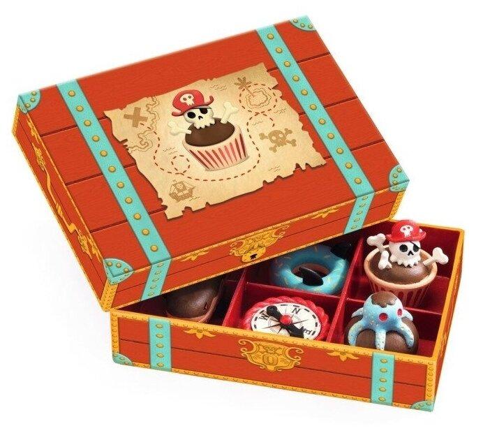 Набор продуктов DJECO Пирожные пиратов 06524/18 фото 1