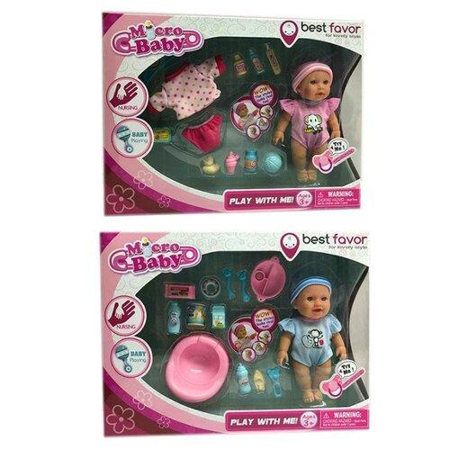 Купить Пупс Junfa toys с аксессуарами, 15 см, 2803, Куклы и пупсы