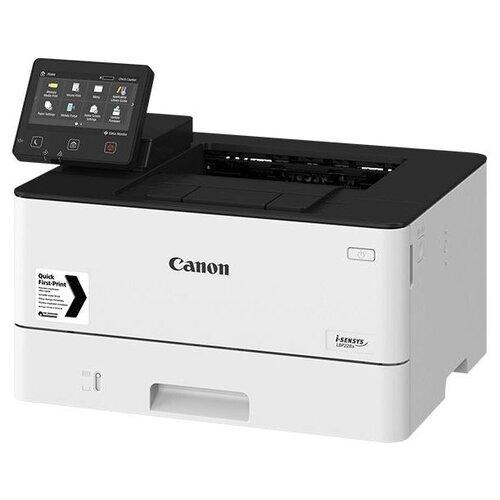 Принтер Canon i-SENSYS LBP228x белый/черный