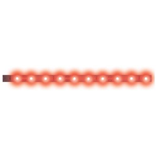 Светодиодная лента Uniel ULS-N21-2835-120LED/m-8mm-IP67-220V-8W/m-50M-RED 50 м