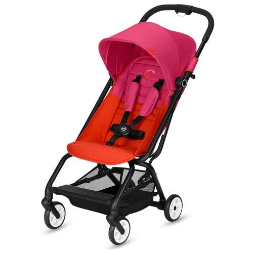 Прогулочная коляска Cybex Eesy S fancy pink коляска трость cybex topaz princess pink 2016 516203015
