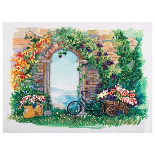 Купить PANNA Набор для вышивания Прованс 33 x 23.5 см (JK-2088), Наборы для вышивания