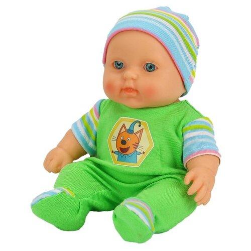 Купить Пупс Весна Малыш 4 Три кота, 20 см, В3852, Куклы и пупсы