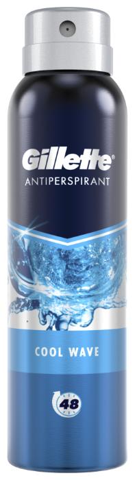 Дезодорант-антиперспирант спрей Gillette Cool Wave