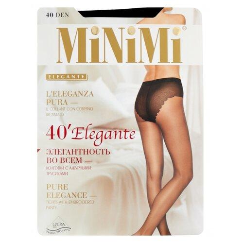 Фото - Колготки MiNiMi Elegante, 40 den, размер 2-S, nero (черный) колготки minimi elegante 40 den размер 2 s m nero черный