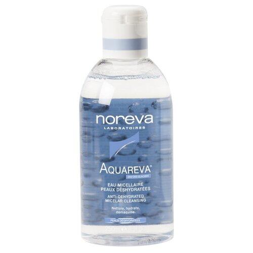 Фото - Noreva laboratories мицеллярная вода для обезвоженной кожи Aquareva, 250 мл noreva акварева увлажняющий скраб 75 мл noreva aquareva
