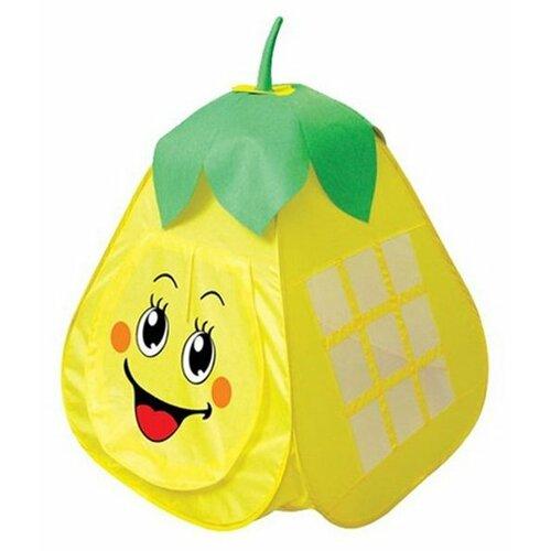 Купить Палатка Yongjia Toys Груша 889-160B желтый, Игровые домики и палатки