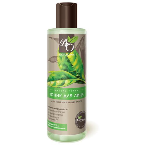Bliss Organic Тоник для лица для нормальной кожи, 200 мл