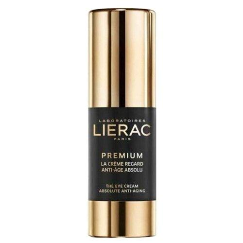Крем Lierac Premium yeux La creme anti-age absolu для контура глаз 15 мл lierac supra radiance сыворотка для сияния кожи контура глаз 15 мл
