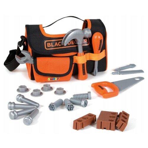 Купить Smoby Сумка с инструментами (360142), Детские наборы инструментов