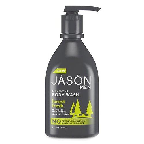 Купить Гель для душа JASON Men's Forest Fresh, 887 мл