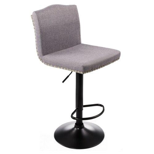 Стул Woodville Crown, металл/текстиль, цвет: серый стул woodville dodo металл текстиль цвет синий