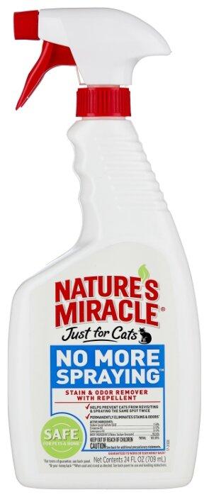 8in1 средство-антигадин для кошек NM No More Spraying спрей 710 мл
