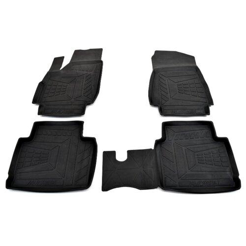 Комплект ковриков AVD Tuning ADRPLR299 LADA (ВАЗ) 2121 (4x4) 4 шт. черный комплект ковриков avd tuning adrplr016 chevrolet captiva 4 шт черный