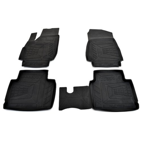 Комплект ковриков AVD Tuning ADRPLR299 LADA (ВАЗ) 2121 (4x4) 4 шт. черный цена 2017