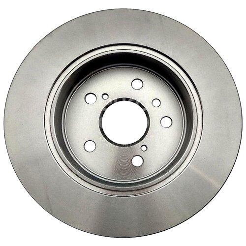 Комплект тормозных дисков задний TRW DF7209 288x10 для Lexus RX, Toyota Harrier (2 шт.)