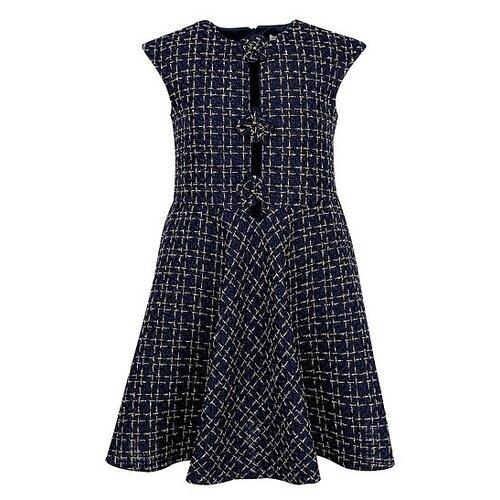 Платье David Charles размер 110, синий