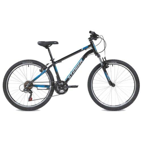 Подростковый горный (MTB) велосипед Stinger Element STD 24 (2020) черный 12