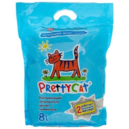 Впитывающий наполнитель PrettyCat Aroma Fruit 4 кг