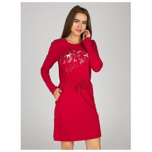 Платье Monamise размер XL красный