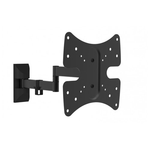 Фото - Кронштейн на стену MetalDesign MD 3311 Full Motion черный кронштейн metaldesign md 3026 slim до 50кг black