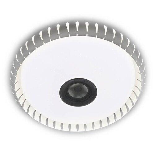 Светильник светодиодный Ambrella light Orbital Dance F787 WH 72W D500, LED, 72 Вт iproled 72w dia 63cm switch control cct dimmable 6pcs clouds design led ceiling light