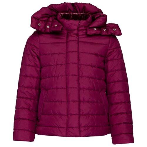 Купить Куртка Gulliver 21907GJC4101 размер 134, малиновый, Куртки и пуховики