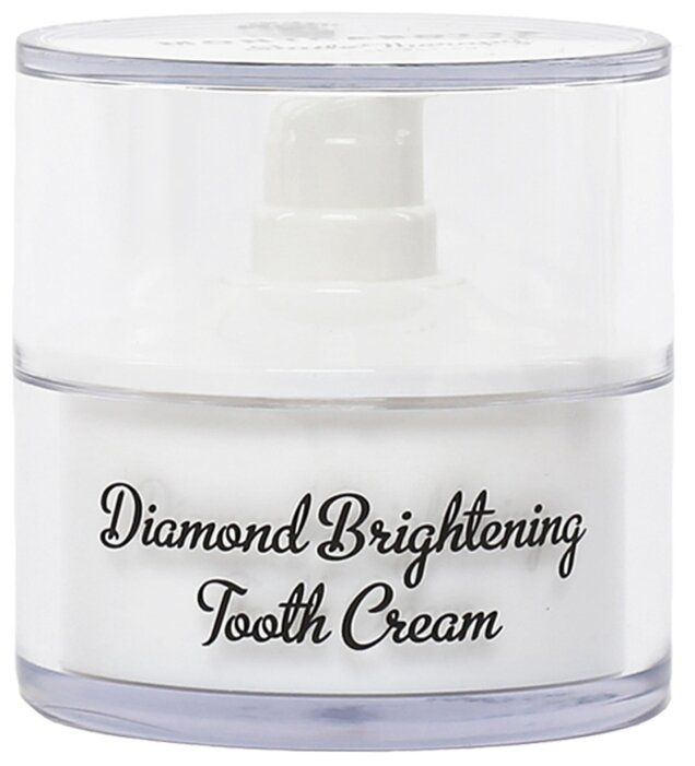Крем для зубов Montcarotte Бриллиантовое сияние