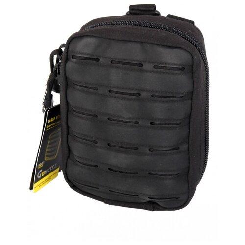 Тактический подсумок GONGTEX Large Utility Pouch, арт 0152 цвет Ченый (Black)